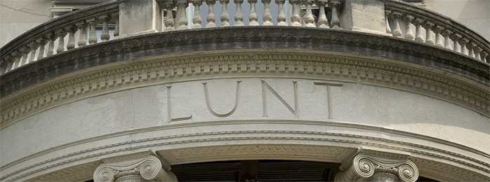 Photo of Lunt, a building at NU